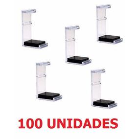 100 Clips Cartuchos Hp + 200 Ml De Solução De Limpeza
