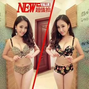 Lote Mayoreo 6 Bra Push Up. Moda Asiática. Envio Gratis