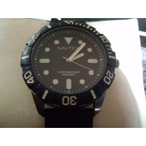 Reloj Nautica All Stainless Steel Mod. A13644g