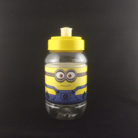 48 Dulceros Infantiles Minion Cilindros Minions
