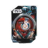 Auriculares Vincha One For All Star Wars Bb-8 Hp9904