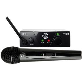 Micrófono Inalámbrico Akg Wms 40 Mini