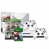 Xbox One S Battlefield 500 Gb + Control + For Honor