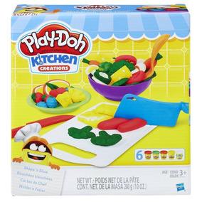 Play-doh Cortes De Chef