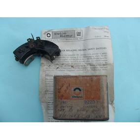 Interruptor Luz Ré Opala Caravan 74 / 77 - Delco 1993659 Gm