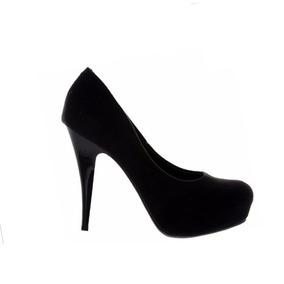 Zapatos Stilettos Vizzano Negro 12cm Art. 1143309 Rimini