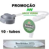 Tubo Chopeira Beertender B-100 Heineken Krups (10 Unidades )