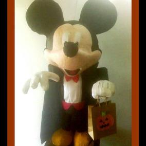 Fabrica De Piñata 3d Mickey Y Minnie Mouse