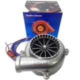 Simulador Válvula De Alivio Electrica Turbo Universal Plata