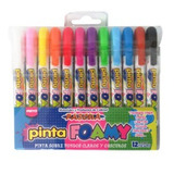Pinta Foamy Crayon Especial Papeleria Merceria No Toxico