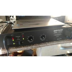 Amplificador Watisom Dbl360