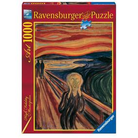 Rompecabezas Ravensburger Puzzle 1000 Piezas Modelos 4