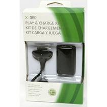 Bateria Carregador Para Controle Xbox 360 Slim