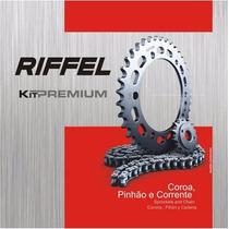 Kit Relação Riffel Yamaha Crypton 115 2010/2016