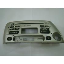 Cd Player (frente Original) Ford Ka Cdr-4610 Fic (cor Prata)