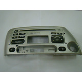 Cd Player (frente Original) Ford Ka Cdr-4610 Fic (cor Prata)