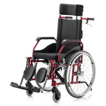 Cadeira De Rodas Jaguaribe Fit Reclinavel*rj*