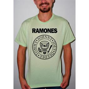 Camiseta Personalizada Ramones