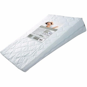 Travesseiro Anti Refluxo Adulto Fibrasca Impermeável + Capa