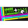 Alquiler De Sonido E Iluminacion Bandas Fiestas Eventos Djs
