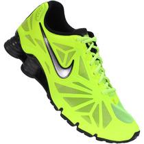 Tenis Nike Shox Turbo 14 631760-700 40 Verde_agua