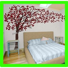 Adesivos Decorativos De Parede - Arvore Cerejeira
