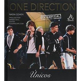 Libro One Direction. Unicos - Nuevo