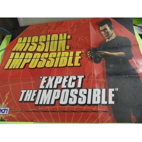 Poster Mission Impossible Original Nintendo 64 N64 40x30cm