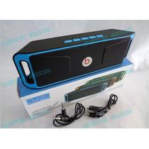 Corneta Bluetooth Speaker Radio Usb/pendrive/sd/aux Portátil