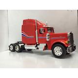 Camión Peterbilt 379 Escala 1/32 Welly Coleccióncoleccion