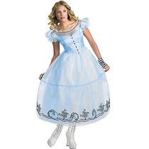 Disfraz Alicia País Maravillas Tim Burton Disney Adulto