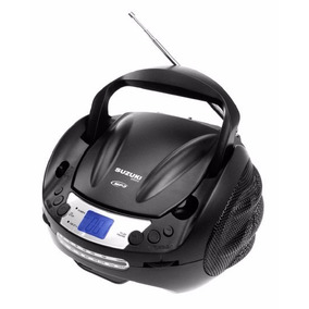 Radio Portatil Top Toca Cd Mp3 Mini System Usb/fm Am Promoçã