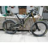 Bicicleta De Decenso Santa Cruz V10 Carbono