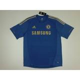 Camiseta Original Chelsea Titular. 2012 -2013 adidas