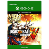 Dragonball Xenoverse Xbox One Digital Entrega Inmediata