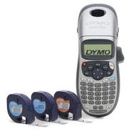 Rotuladora Dymo Letratag Lt100h Plus Etiquetadora +3cart W01
