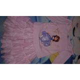 Vestido De Niña De La Princesa Sofia