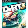 Dirt 3 Juego Digital Ps3 Playstation Oferta!