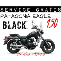 Moto Zanella Patagonia Eagle 150 Black 0km 2017