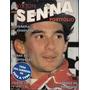 Revista Portfólio Ayrton Senna Biografia Completa