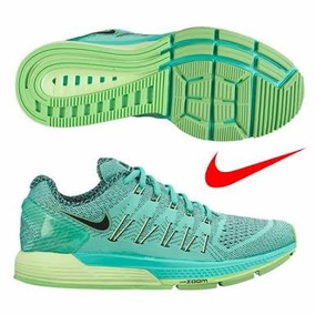 Tenis Nike Mujer Verde - Envio Incluido