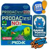 Teste Prodac Nitrato Para Doce E Salgada - No3