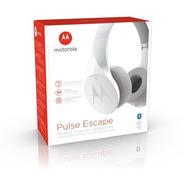 Auricular Motorola Pulse Escape White