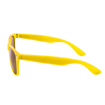 Kit X6 Gafas Lentes Plegables Sol Fashion Filtro Uv-amarillo