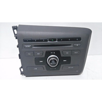 Som Cd Player Mp3 Rádio Original Honda Civic 2012 A 14