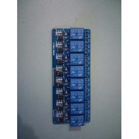 Módulo Rele 8 Canais Para Arduino ,pic