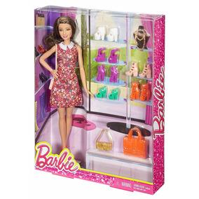 Muñeca Teresa Amiga De Barbie Con Zapatos Y Accesorios