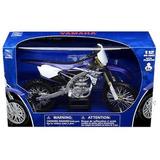 Nuevo 1:10 Motos - Yamaha Azul Yz-450f Modelo 57703 Coches