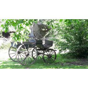 Carro Carruaje Antiguo