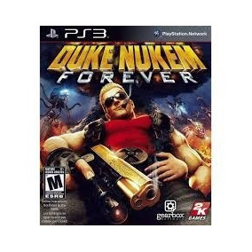 Duke Nuken Forever Ps3 Midia Digital